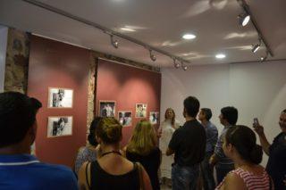 L'exposició dedicada a Roa Bastos // David Bueno