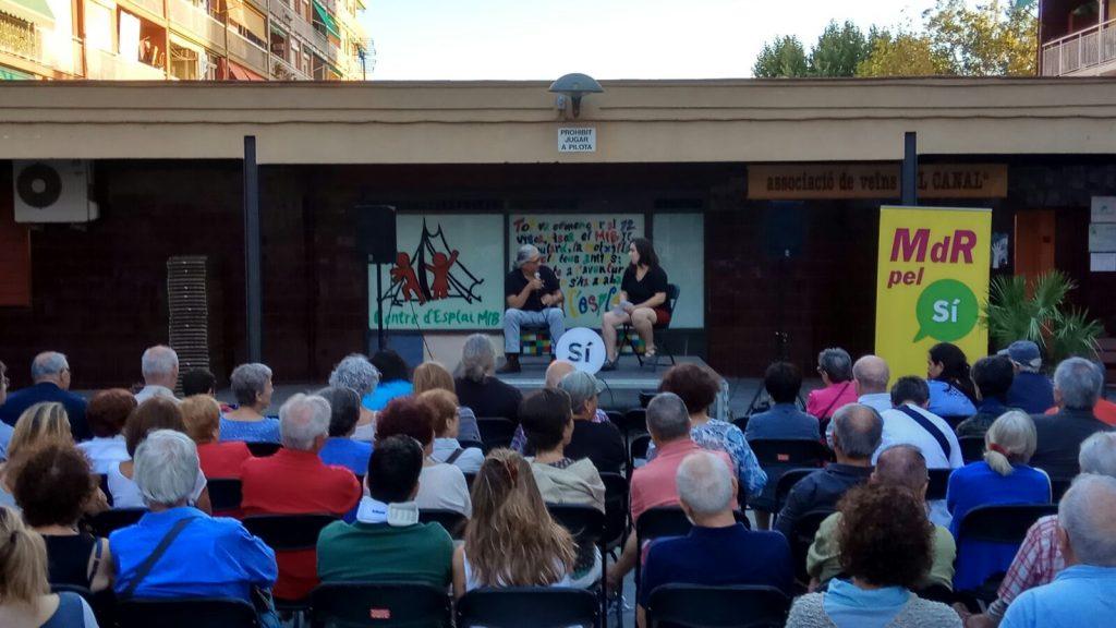 Acte de Ramon Cotarelo a Molins de Rei // Jordi Romeu