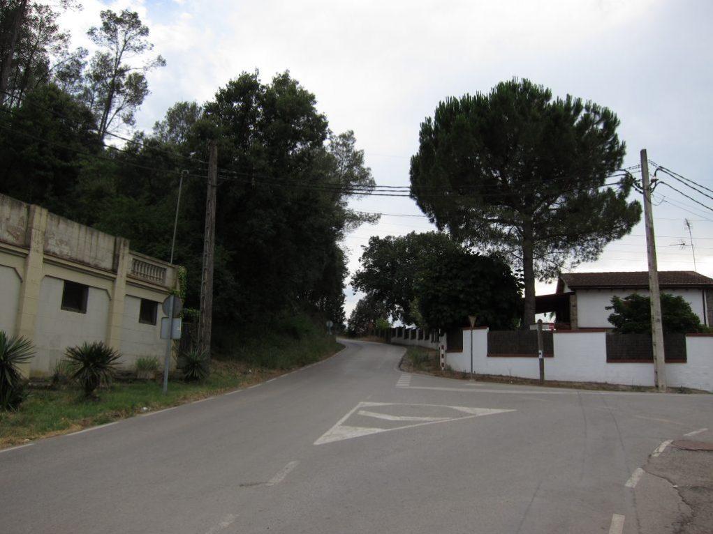 Les parcel·les de l'esquerra passaran a ser propietat de l'Ajuntament // Jordi Julià