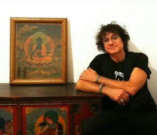 Fa 22 anys que Jaume Montmany coneix el budisme // Carles Joan Pi