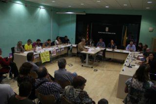 Tots els regidors s'han oposat a l'aplicació de l'article 155 // Jordi Julià