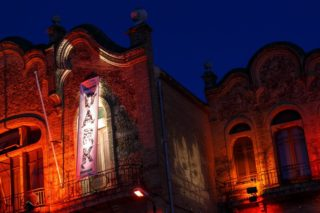 Fa una setmana que La Peni s'ha transformat // Festival de Cine de Terror de Molins de Rei