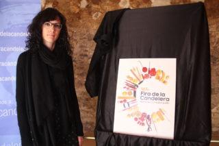 L'autora del cartell, Marta Biel, és una il·lustradora de Sant Vicenç dels Horts // Jordi Julià