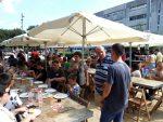 El dinar solidari s'ha celebrat a l'aire lliure / GUEOPIC