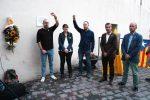 Al final de l'homenatge s'han entonat Els Segadors // DGM