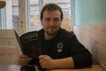 Jon Kieb amb el seu segon llibre, Desitjos // Clàudia Ferràndiz