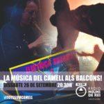 Cartell El Camell festa major 2020
