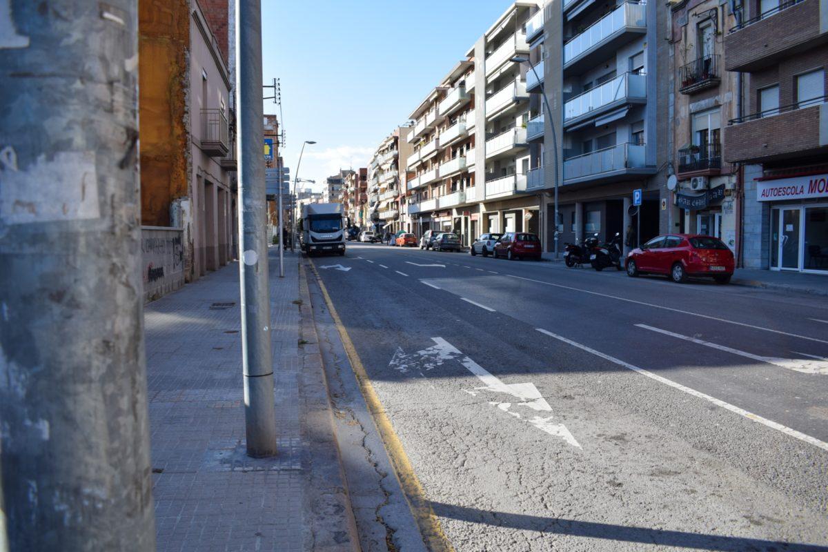 Carretera avinguda de Barcelona