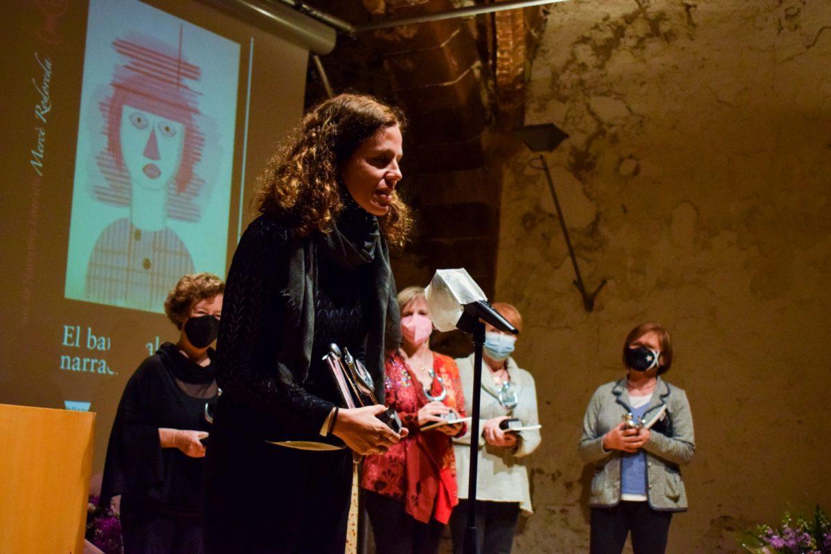 Entrega de premis XXIV Concurs de narrativa literària Mercè Rodoreda