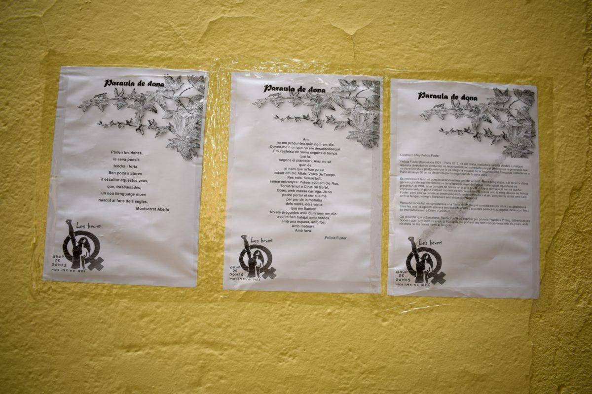 Poetes invisibilitzades, les Heures