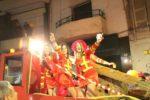 A la Comissió de la cavalcada de reis es van disfressar de bombers