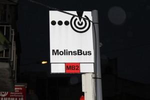 El MolinsBus també es veurà afectat per la vaga general // Jose Polo