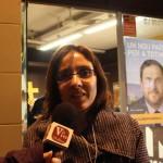 ERC ha estat la gran sorpresa de les eleccions, també a Molins de Rei // Jose Polo